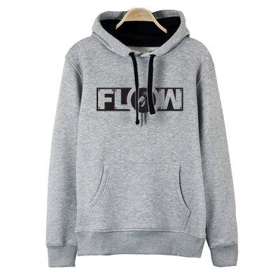 Flow Kapşonlu Hoodie