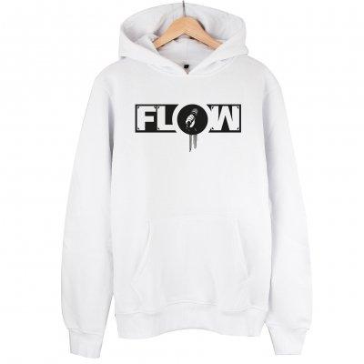 Flow Kapşonlu Sweatshirt Hoodie