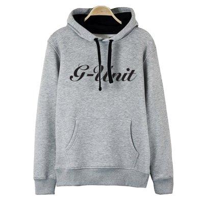 G-Unit Kapşonlu Sweatshirt Hoodie