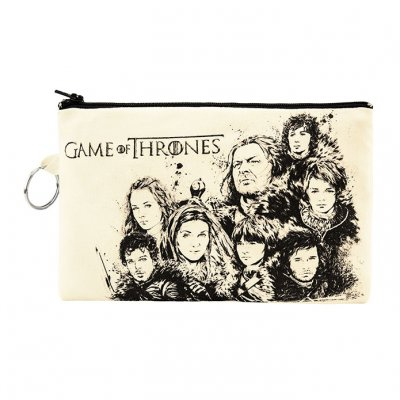 Game Of Thrones Bez Cüzdan Clutch El Çantası