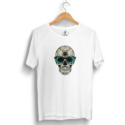 GlasesSkull White