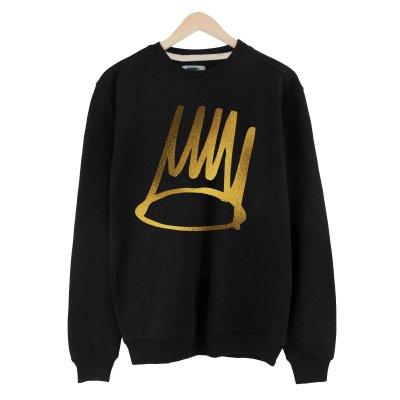 Gold Crown Basic Sweatshirt