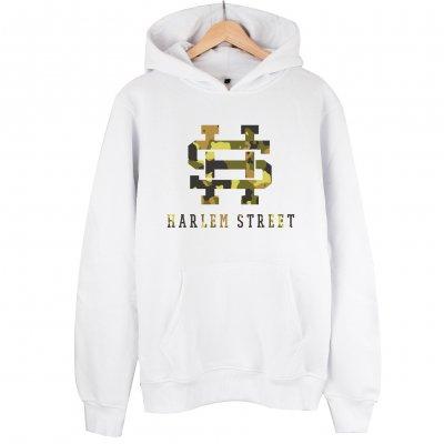 Harlem Street Sweatshirt Kapşonlu Hoodie