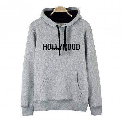 Hollyhood Gun Kapşonlu Hoodie