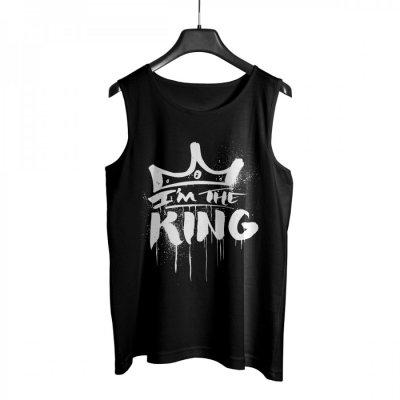 I am the King Atlet Black