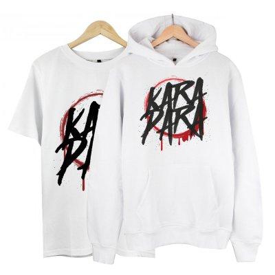 Kara Para Kapşonlu Alana T-Shirt 19 TL (Paket)