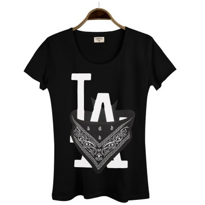 LA Bandana Kadın T-Shirt