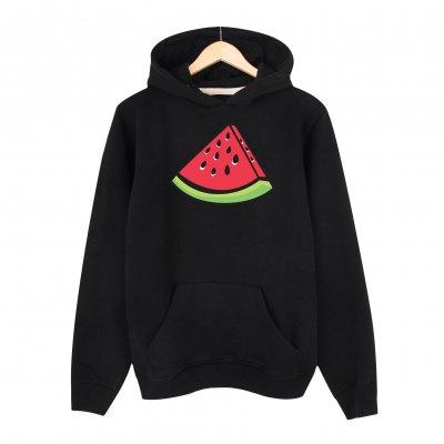 Melon Kapşonlu Hoodie Sweatshirt