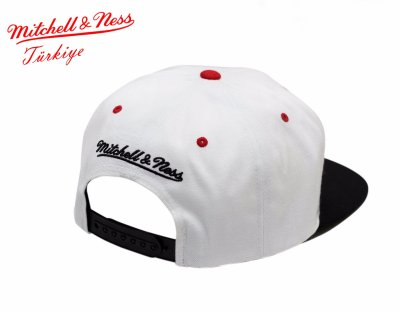 Mitchell And Ness Chicago Blackhawks Snapback Cap Şapka