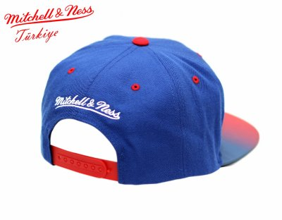 Mitchell And Ness Los Angeles Clippers Snapback Cap Şapka