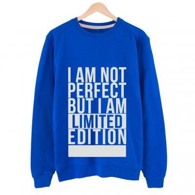 Not Perfect Basic Sweatshirt