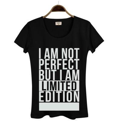 Not Perfect Kadın T-Shirt