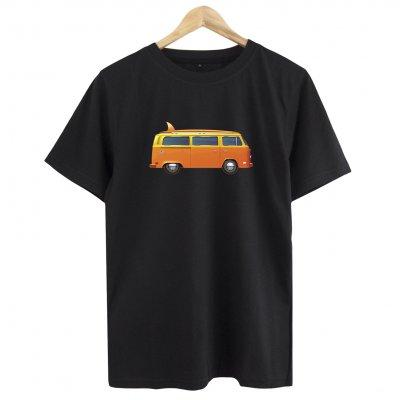 Orange Bus T-Shirt