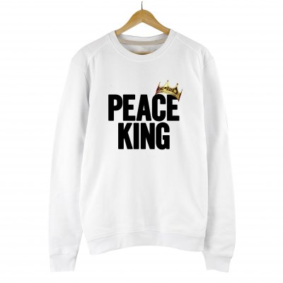 Peace King Sweatshirt