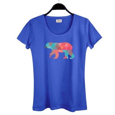 Pole Bear Kadın T-Shirt