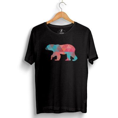 Pole Bear Black T-Shirt