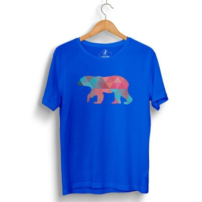 Pole Bear Blue T-Shirt