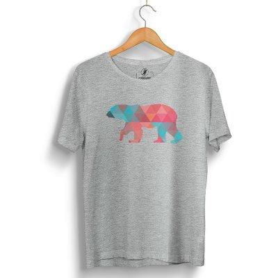 Pole Bear Gray T-Shirt