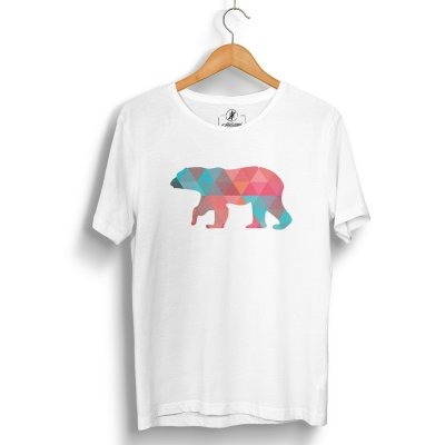 Pole Bear White T-Shirt