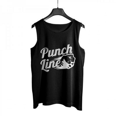 Punch Line Atlet (Siyah)