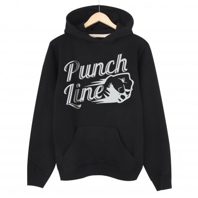 Punch Line Kapşonlu Sweatshirt Hoodie