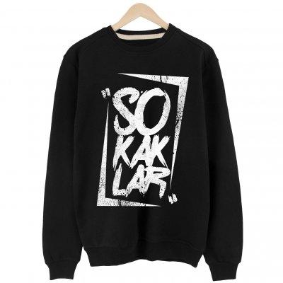 Sokaklar Basic Sweatshirt