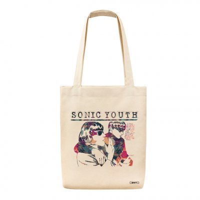 Sonic Youth Goo Tote Bag Bez Çanta