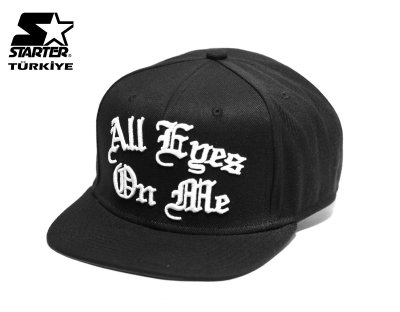 Starter Snapback Cap Şapka - All Eyez On Me