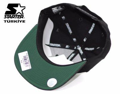 Starter - Black Snapback Cap Şapka