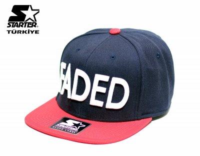 Starter Snapback Cap Şapka - Faded