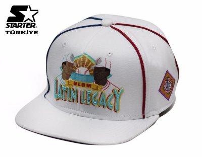 Starter Snapback Cap Şapka - Latin Legecy