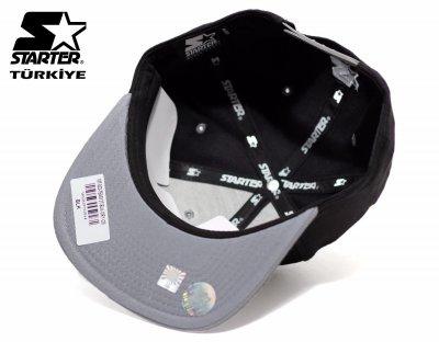 Starter Snapback Cap Şapka - MTV Gri