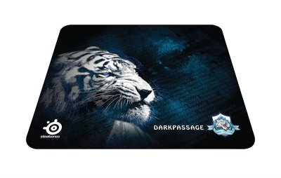 SteelSeries QcK+ Dark Passage Edition XL Mousepad