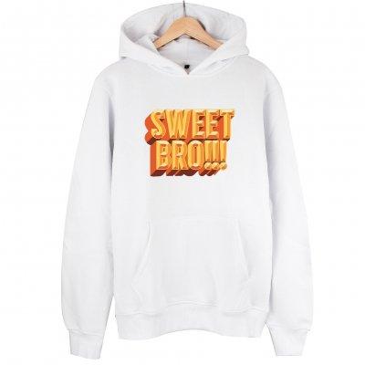 Sweet Bro Sweatshirt Kapşonlu