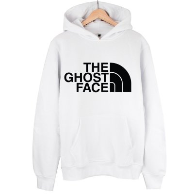 The Ghost Face Kapşonlu Sweatshirt Hoodie