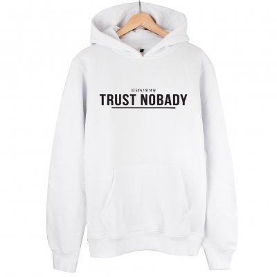 Trust Nobady 2 Sweatshirt Kapşonlu