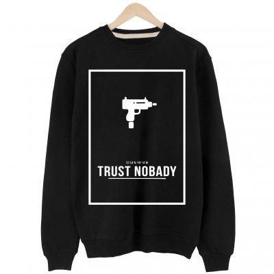Trust Nobady Basic Sweatshirt