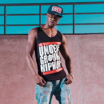 Underground Hiphop Atlet