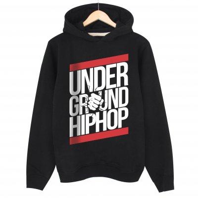 UnderGround Hiphop Kapşonlu Sweatshirt Hoodie