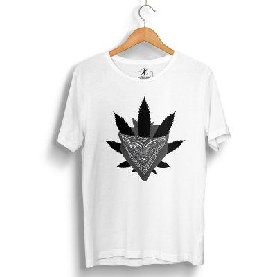 Weed Bandana T-Shirt