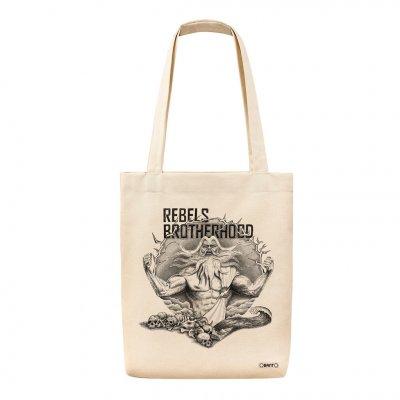 Zeus Tote Bag Bez Çanta